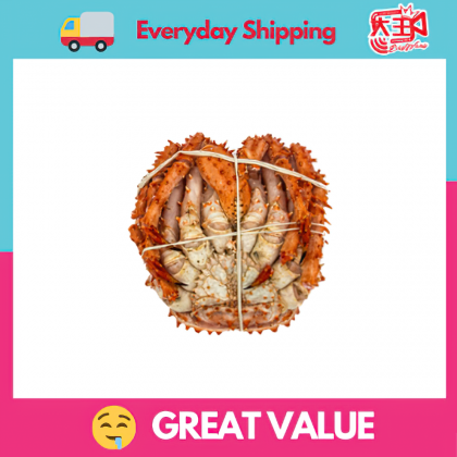 [Same Day Delivery] 800g Alaskan King Crab